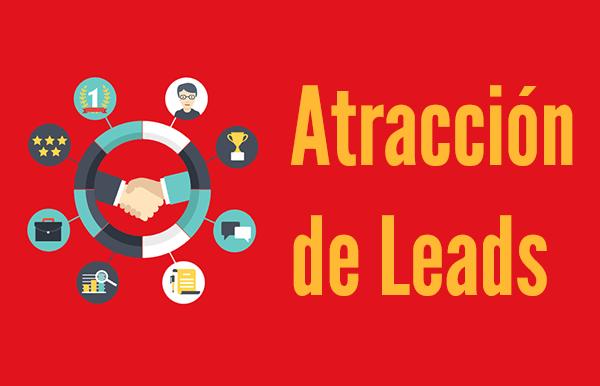 Atracción de Leads