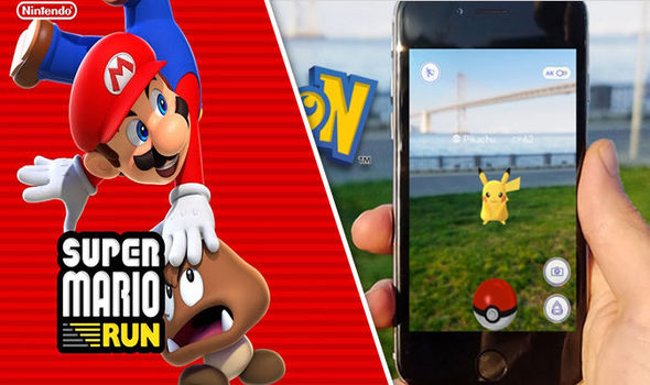 Super Mario Run VS Pokemon Go